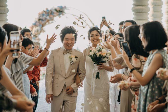 Nicky & Kent Wedding by KAMAYA BALI - 007