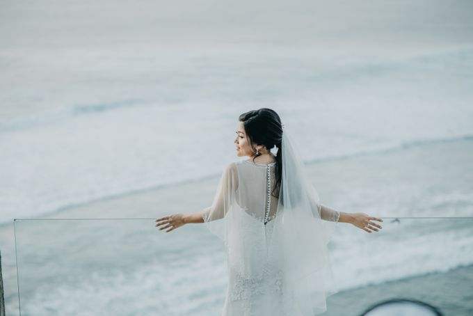 Nicky & Kent Wedding by KAMAYA BALI - 011