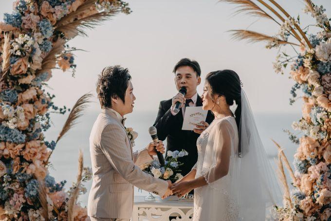 Nicky & Kent Wedding by KAMAYA BALI - 003