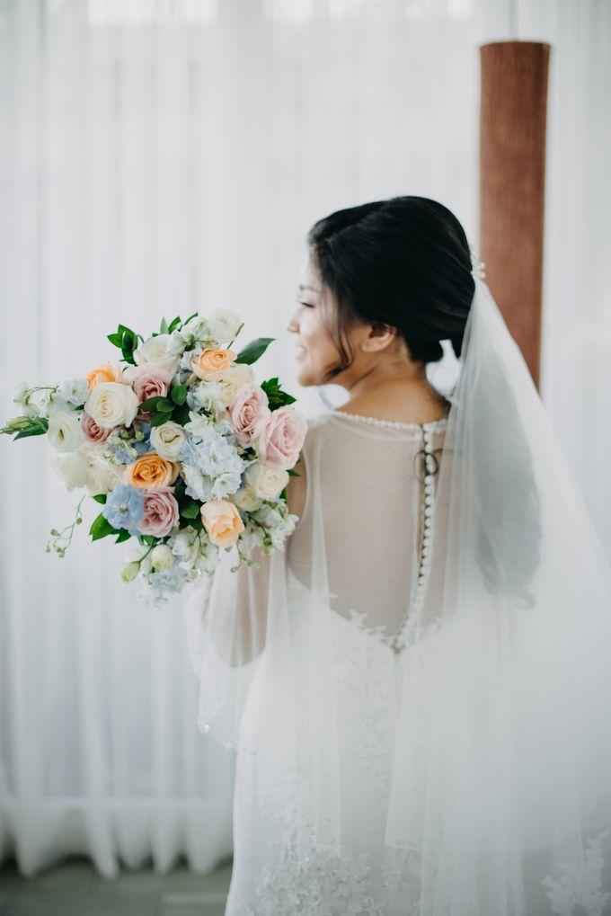 Nicky & Kent Wedding by KAMAYA BALI - 016