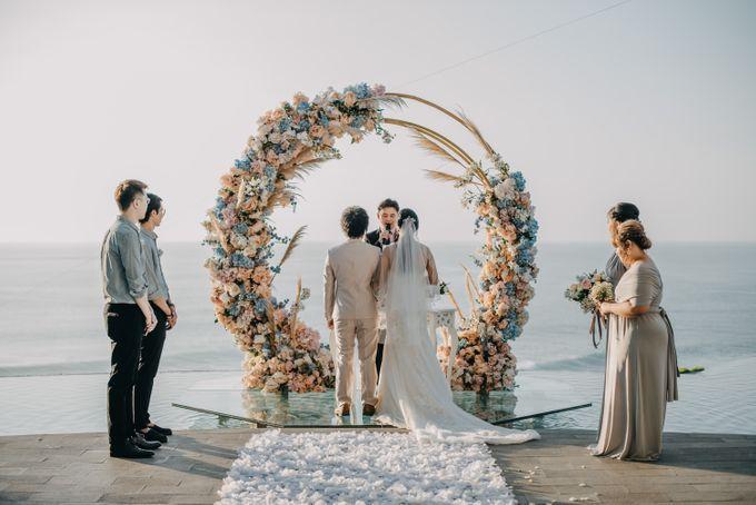 Nicky & Kent Wedding by KAMAYA BALI - 001
