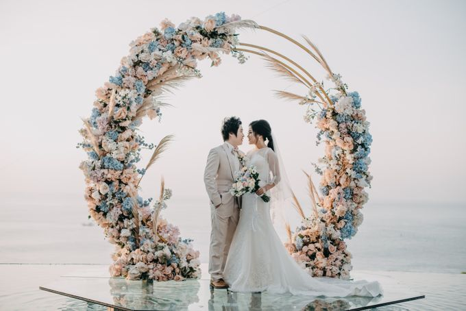 Nicky & Kent Wedding by KAMAYA BALI - 009