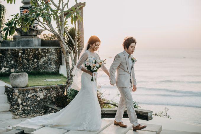 Nicky & Kent Wedding by KAMAYA BALI - 010