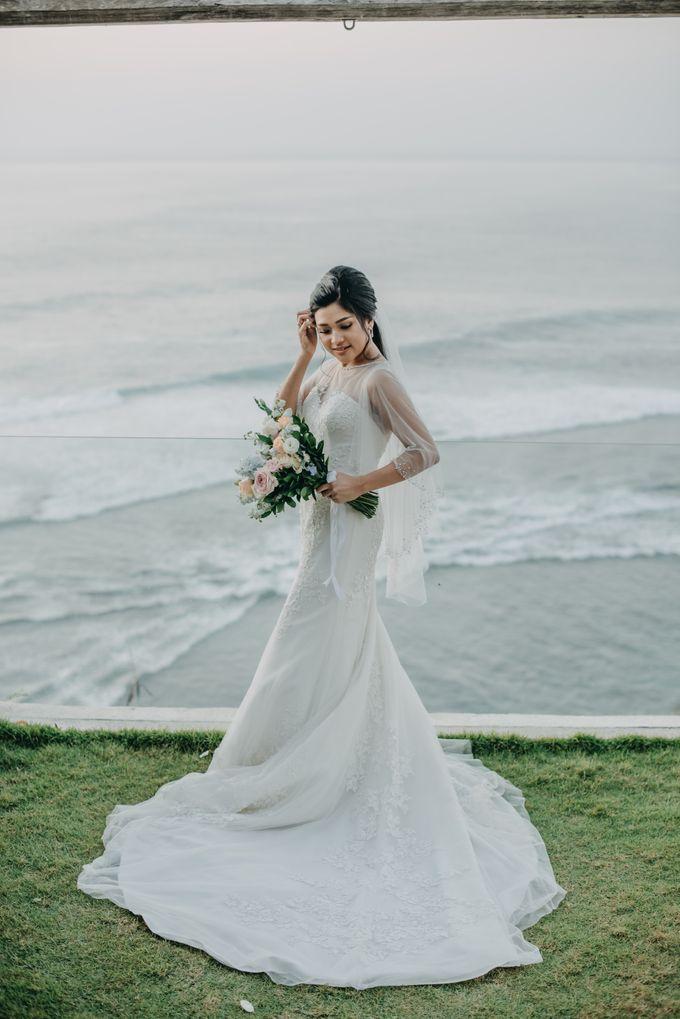 Nicky & Kent Wedding by KAMAYA BALI - 019