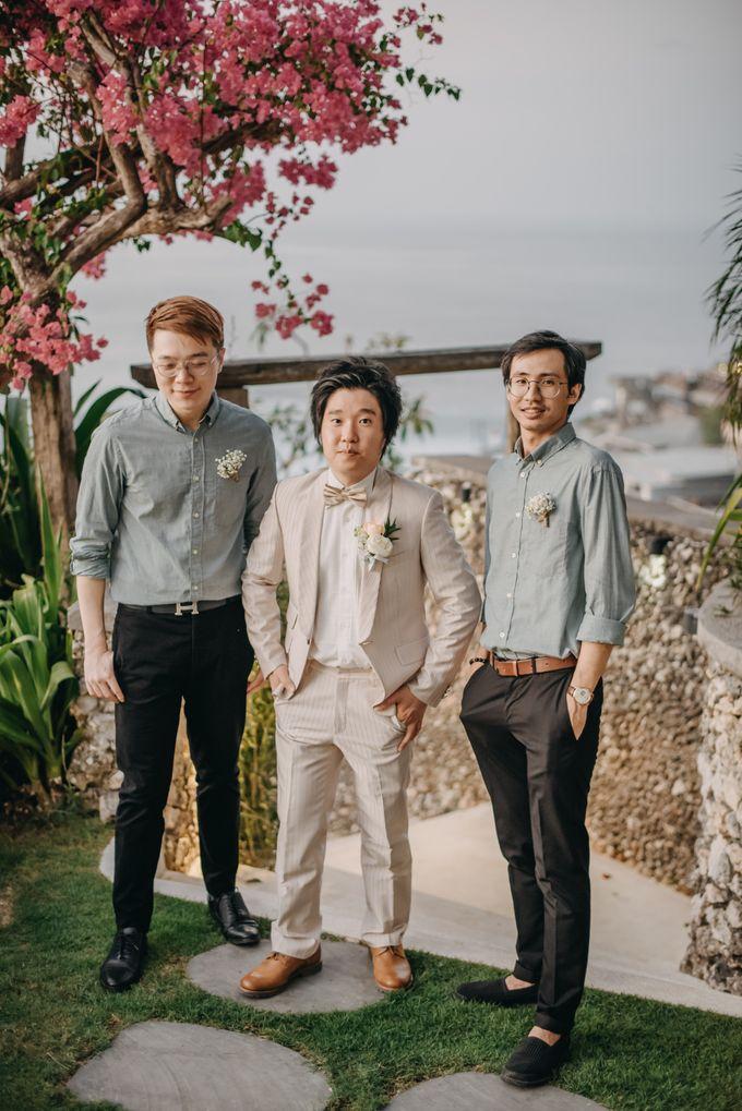 Nicky & Kent Wedding by KAMAYA BALI - 021