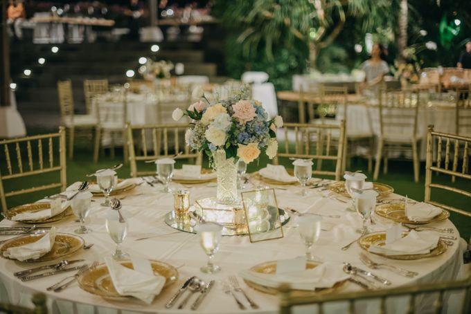 Nicky & Kent Wedding by KAMAYA BALI - 013