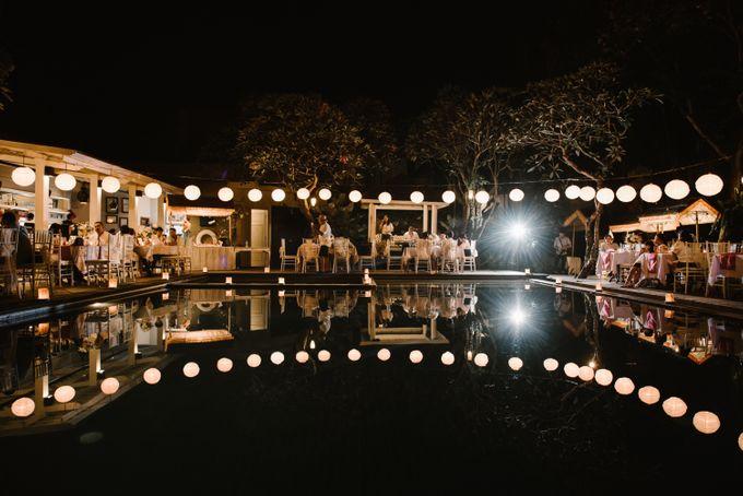 Beautiful Wedding at Kamuela Sanur Poolside by ARTGLORY BALI - 008