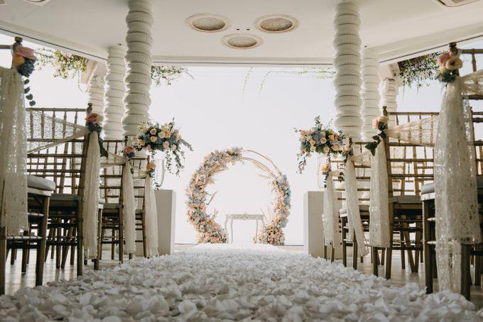 Nicky & Kent Wedding by KAMAYA BALI - 018