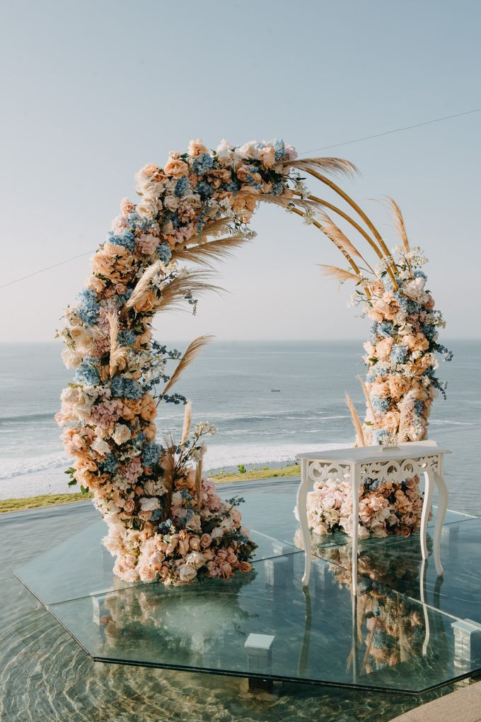 Nicky & Kent Wedding by KAMAYA BALI - 017