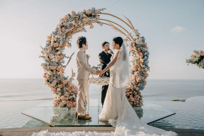 Nicky & Kent Wedding by KAMAYA BALI - 004