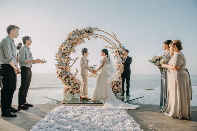 Nicky & Kent Wedding by KAMAYA BALI - 005