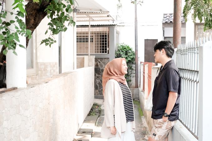 Jamalul & Ulya Couple Session #1 by Agah Harsa Photo - 002