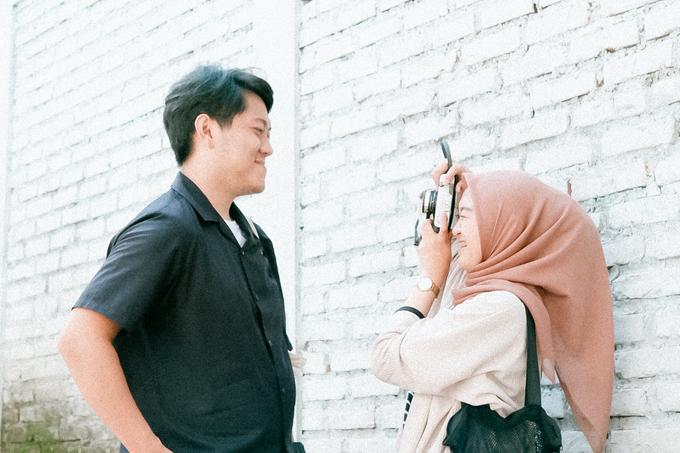 Jamalul & Ulya Couple Session #1 by Agah Harsa Photo - 004