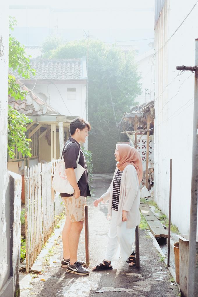 Jamalul & Ulya Couple Session #1 by Agah Harsa Photo - 001