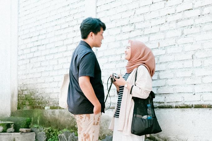 Jamalul & Ulya Couple Session #1 by Agah Harsa Photo - 003