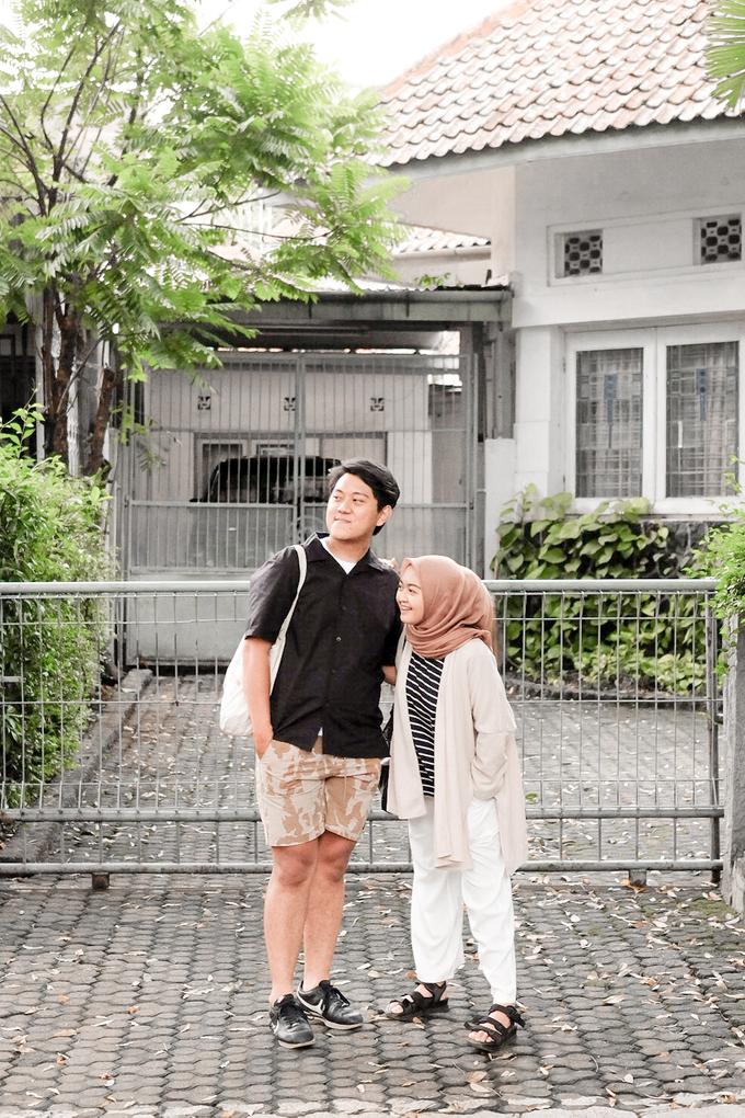 Jamalul & Ulya Couple Session #1 by Agah Harsa Photo - 006