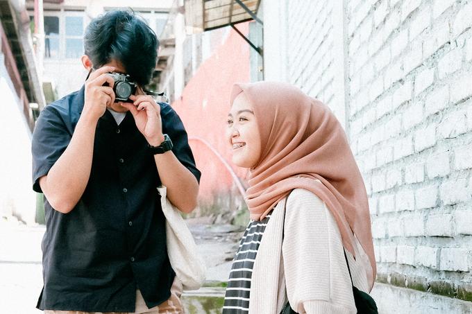 Jamalul & Ulya Couple Session #1 by Agah Harsa Photo - 005