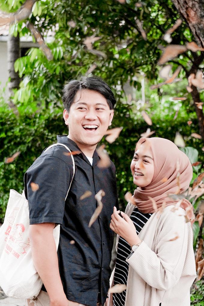 Jamalul & Ulya Couple Session #1 by Agah Harsa Photo - 007
