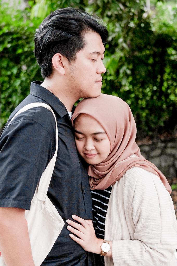 Jamalul & Ulya Couple Session #1 by Agah Harsa Photo - 008
