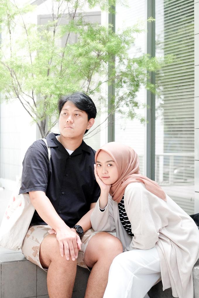 Jamalul & Ulya Couple Session #1 by Agah Harsa Photo - 009