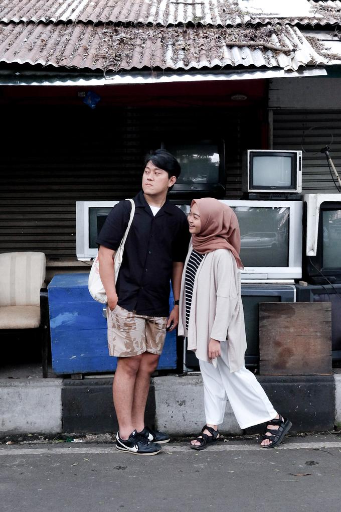 Jamalul & Ulya Couple Session #1 by Agah Harsa Photo - 010