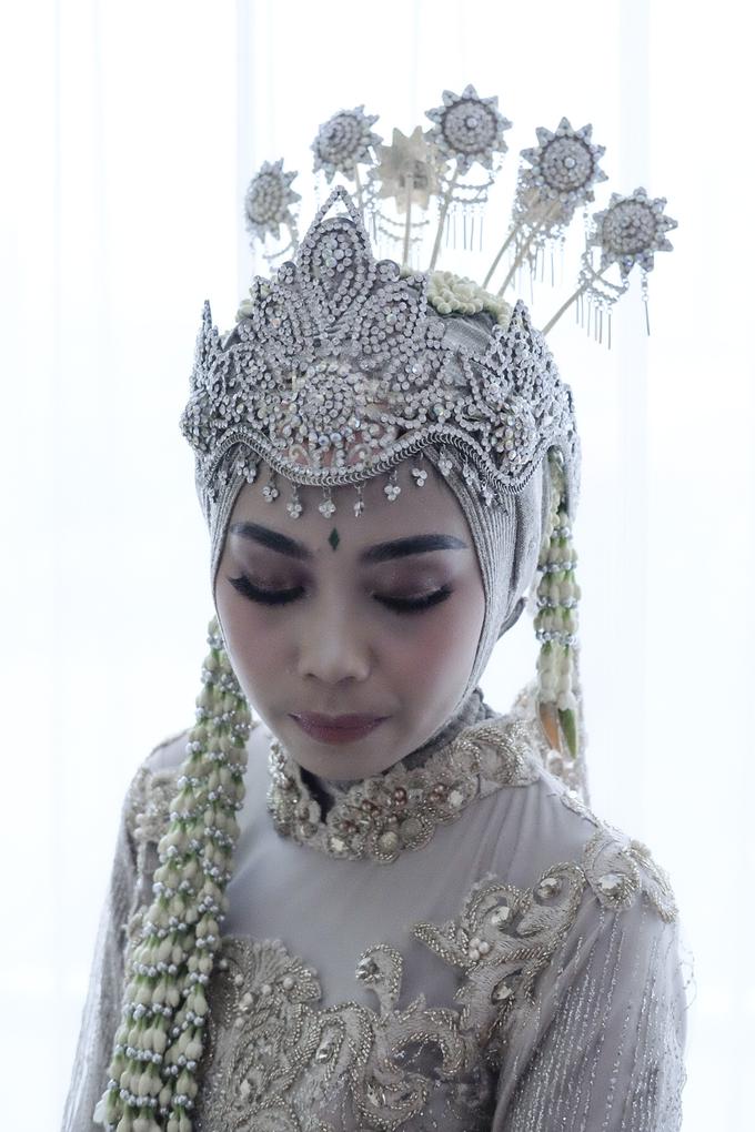 The Wedding of Alvina & Wira (Akad) by Agah Harsa Photo - 007