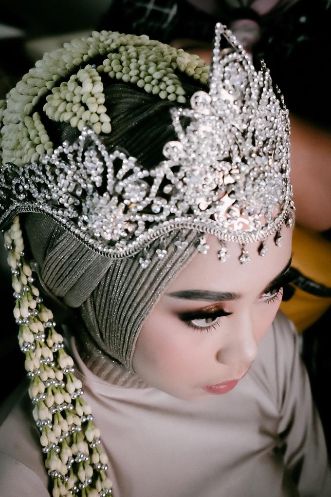 The Wedding of Alvina & Wira (Akad) by Agah Harsa Photo - 006
