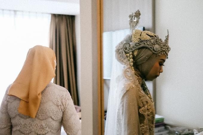 The Wedding of Alvina & Wira (Akad) by Agah Harsa Photo - 012