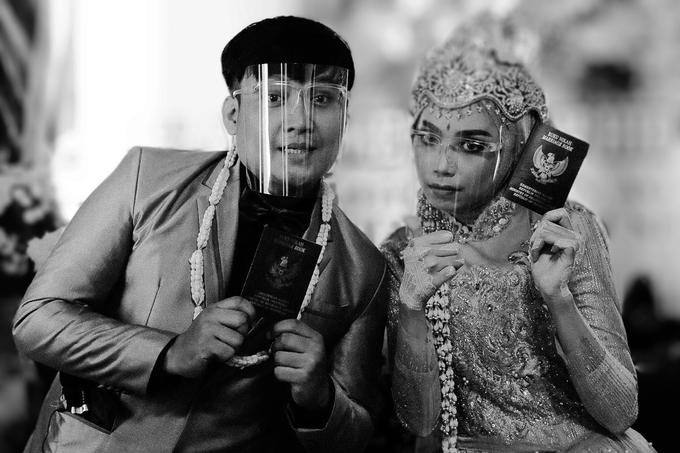 The Wedding of Alvina & Wira (Akad) by Agah Harsa Photo - 022