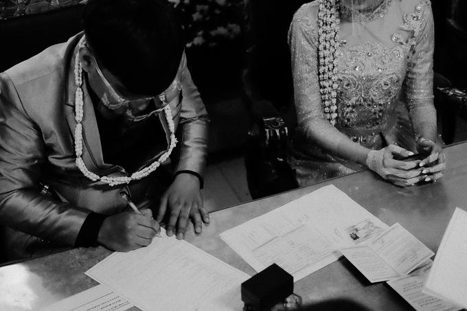 The Wedding of Alvina & Wira (Akad) by Agah Harsa Photo - 027