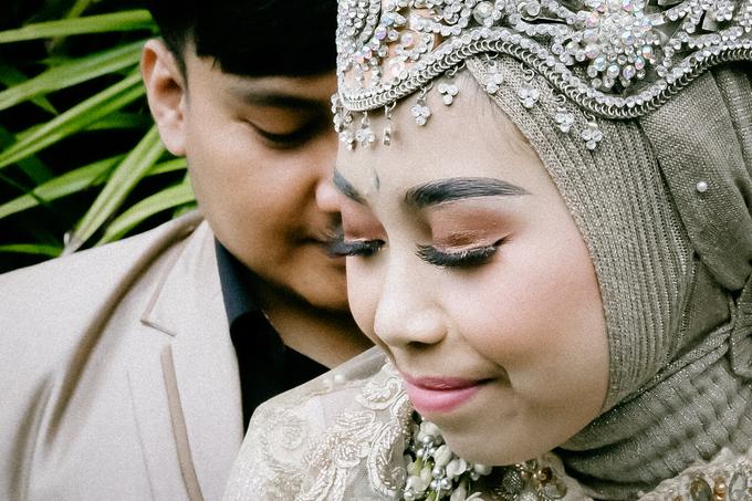 The Wedding of Alvina & Wira (Akad) by Agah Harsa Photo - 033