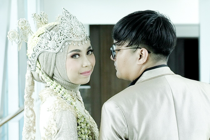 The Wedding of Alvina & Wira (Akad) by Agah Harsa Photo - 035