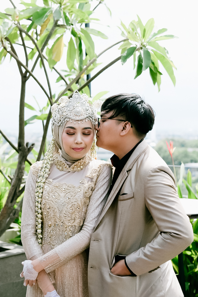 The Wedding of Alvina & Wira (Akad) by Agah Harsa Photo - 038