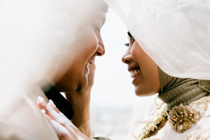 The Wedding of Alvina & Wira (Akad) by Agah Harsa Photo - 039