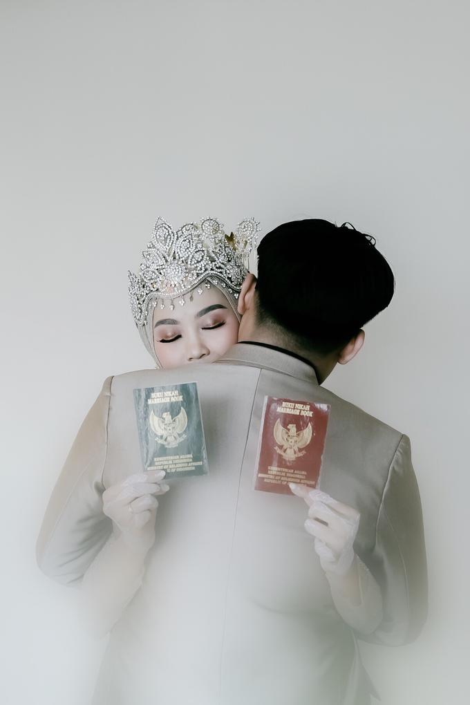 The Wedding of Alvina & Wira (Akad) by Agah Harsa Photo - 041