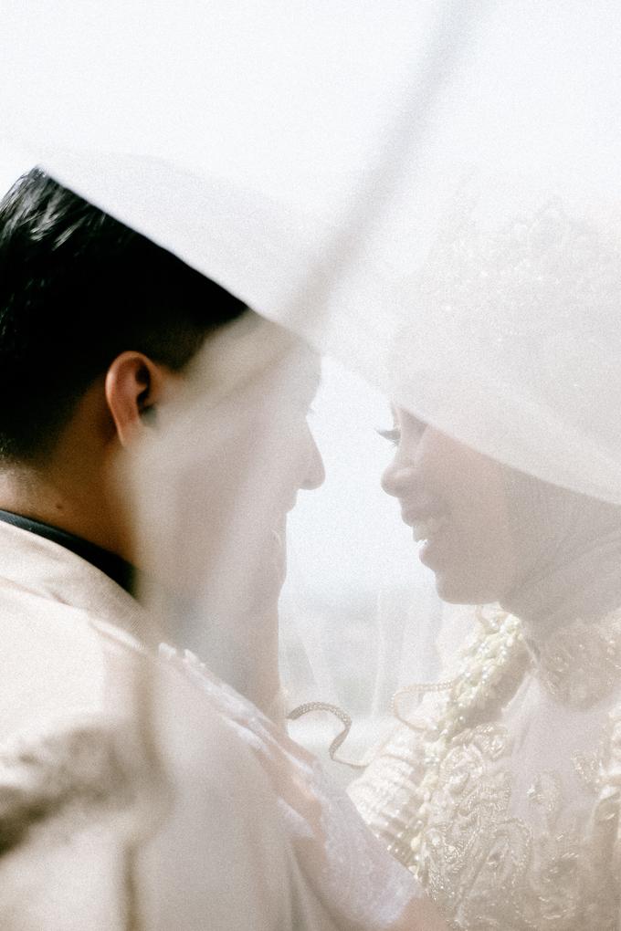 The Wedding of Alvina & Wira (Akad) by Agah Harsa Photo - 040