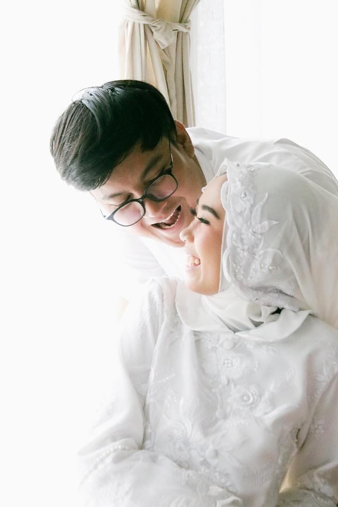 The Wedding of Alvina & Wira (Resepsi) by Agah Harsa Photo - 012