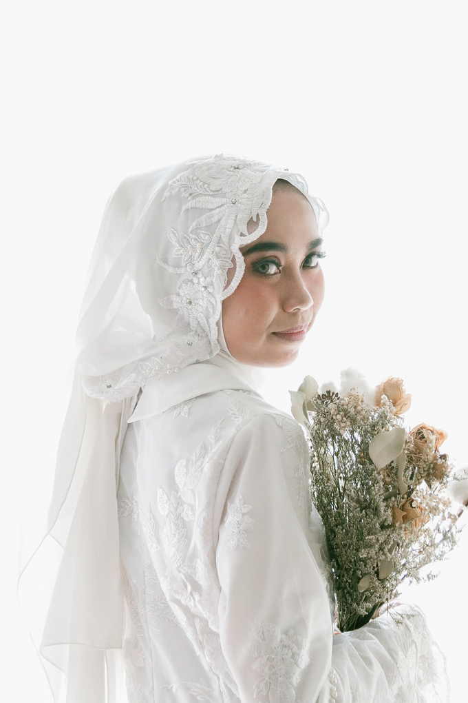 The Wedding of Alvina & Wira (Resepsi) by Agah Harsa Photo - 002