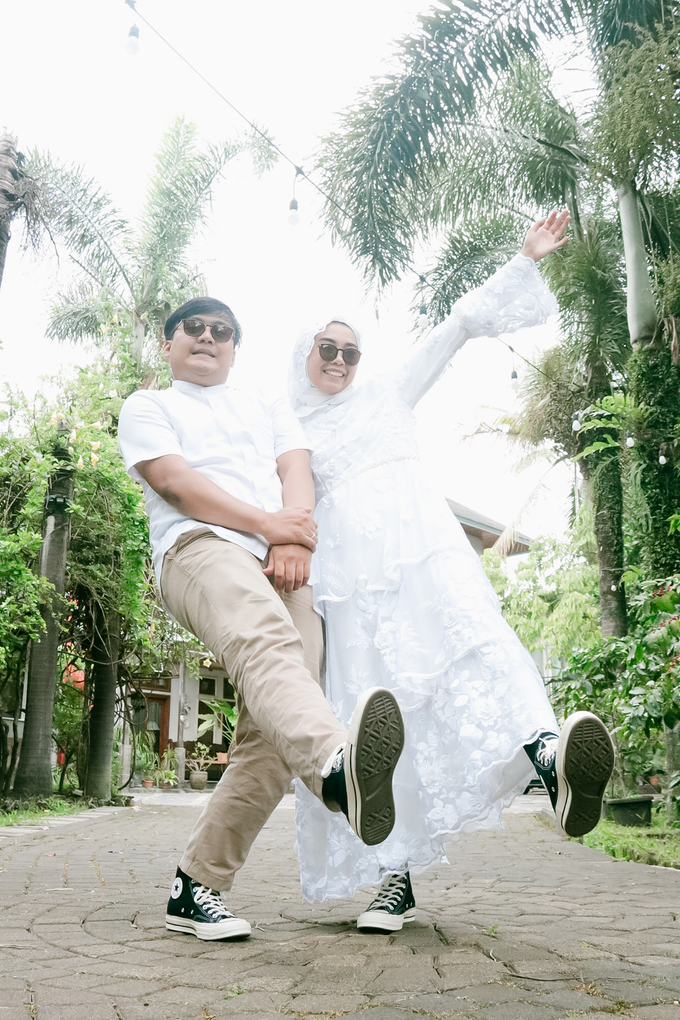 The Wedding of Alvina & Wira (Resepsi) by Agah Harsa Photo - 018