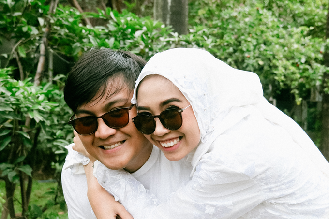 The Wedding of Alvina & Wira (Resepsi) by Agah Harsa Photo - 019