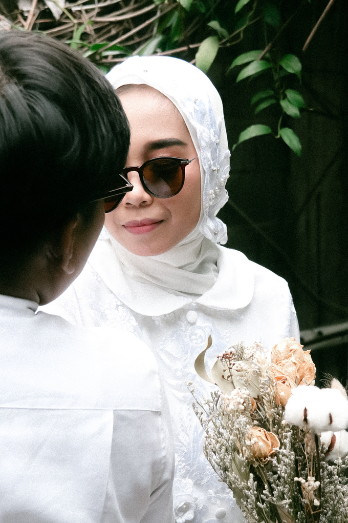 The Wedding of Alvina & Wira (Resepsi) by Agah Harsa Photo - 020