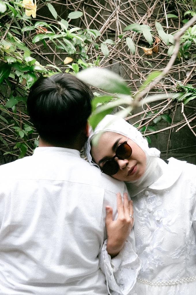 The Wedding of Alvina & Wira (Resepsi) by Agah Harsa Photo - 021