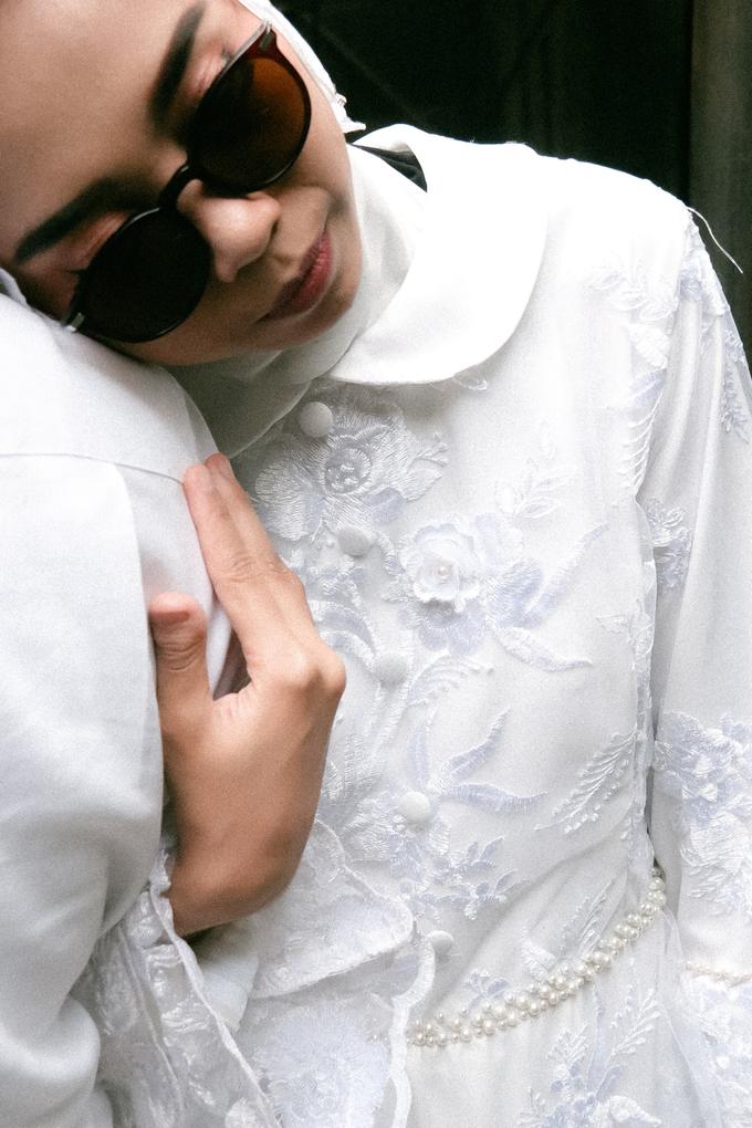 The Wedding of Alvina & Wira (Resepsi) by Agah Harsa Photo - 022
