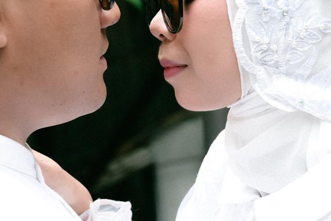 The Wedding of Alvina & Wira (Resepsi) by Agah Harsa Photo - 025