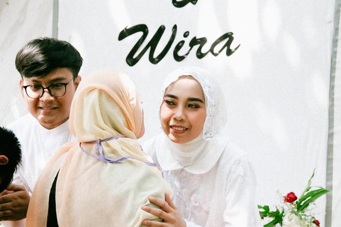 The Wedding of Alvina & Wira (Resepsi) by Agah Harsa Photo - 029