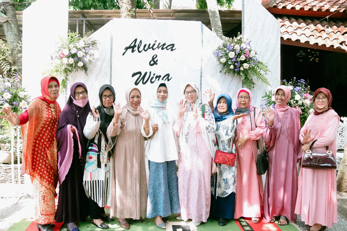 The Wedding of Alvina & Wira (Resepsi) by Agah Harsa Photo - 030
