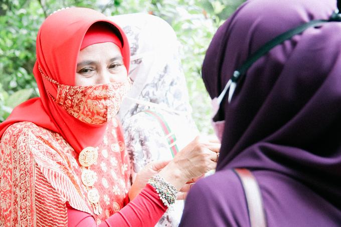 The Wedding of Alvina & Wira (Resepsi) by Agah Harsa Photo - 031