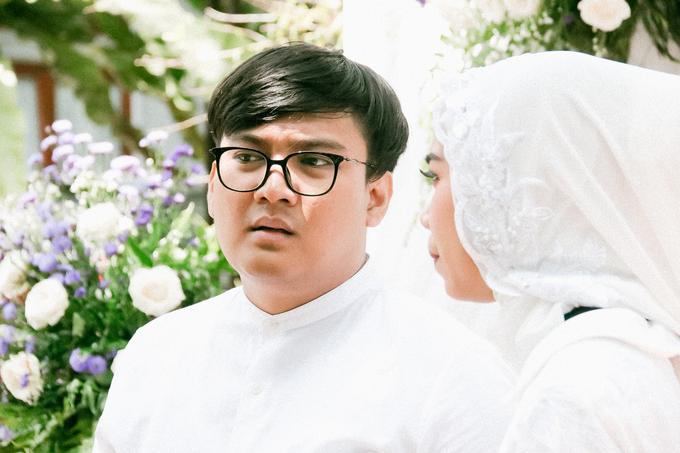 The Wedding of Alvina & Wira (Resepsi) by Agah Harsa Photo - 032