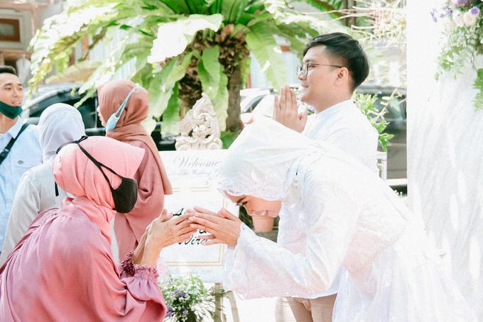 The Wedding of Alvina & Wira (Resepsi) by Agah Harsa Photo - 034