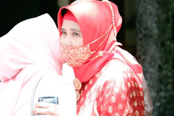The Wedding of Alvina & Wira (Resepsi) by Agah Harsa Photo - 033